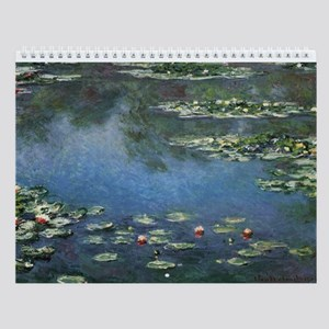 Claude Monet Wall Calendar